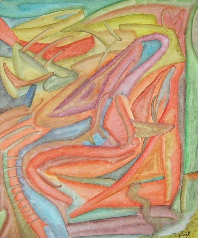 peintures huiles