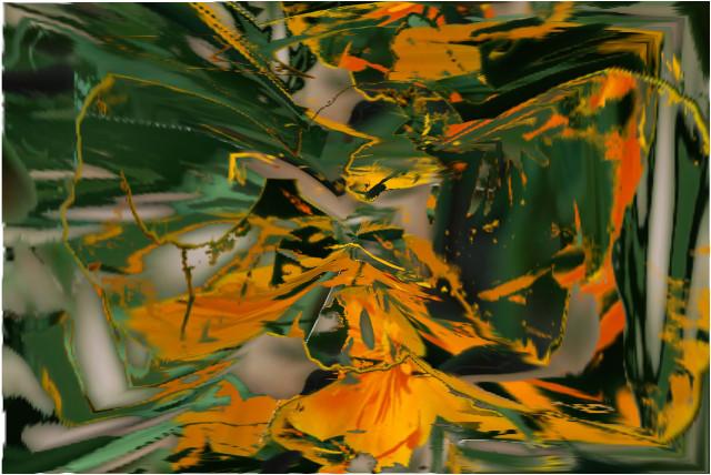 jaune vert et autres