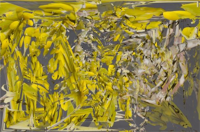 jaune en gris