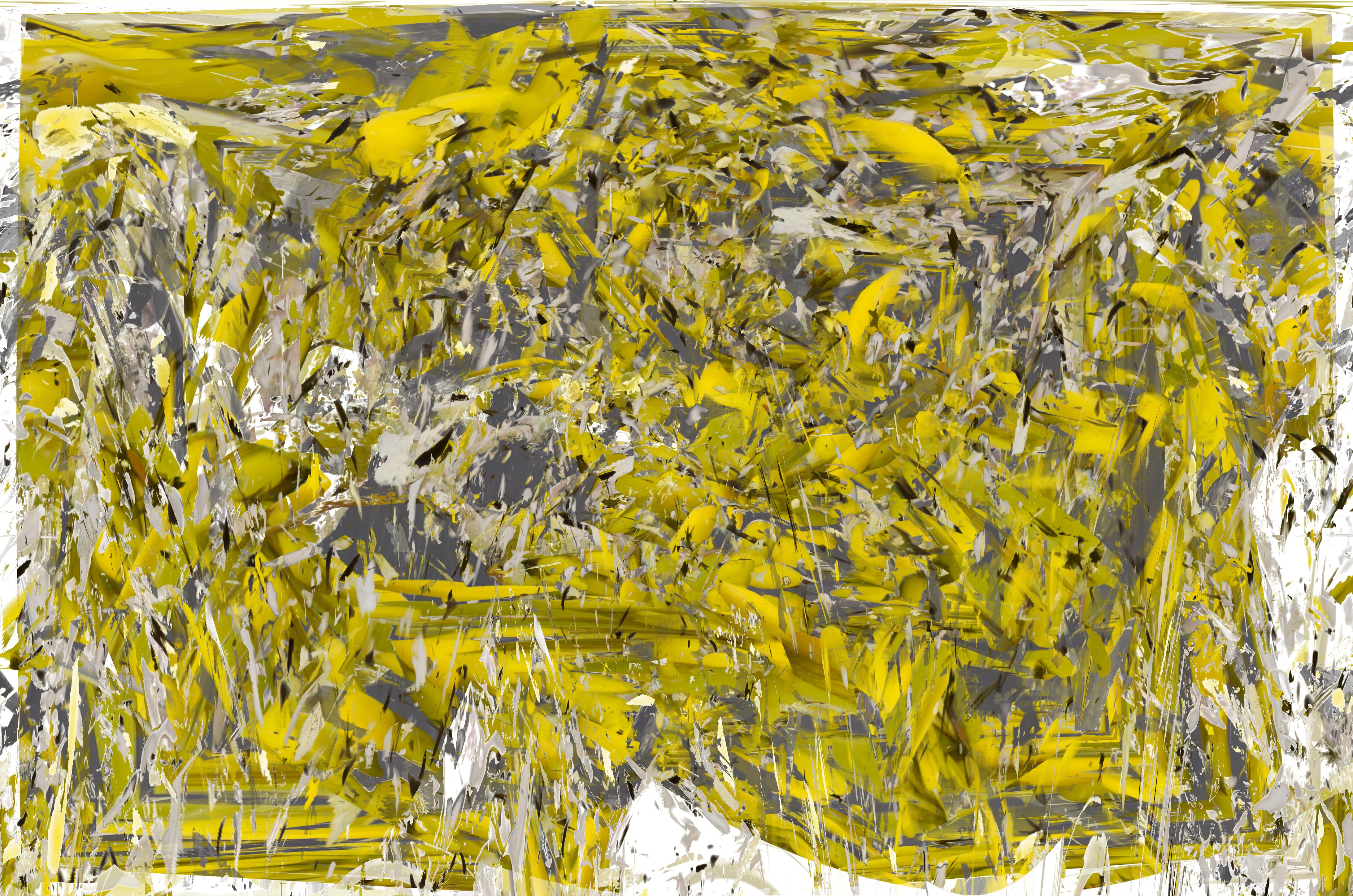 gris en jaune