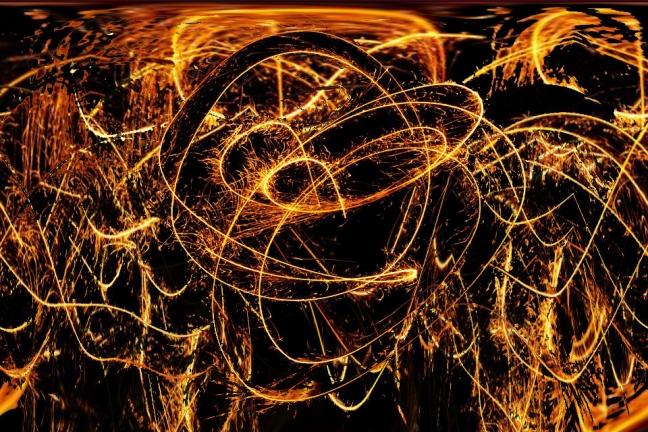 lacets tout feu tout flamme