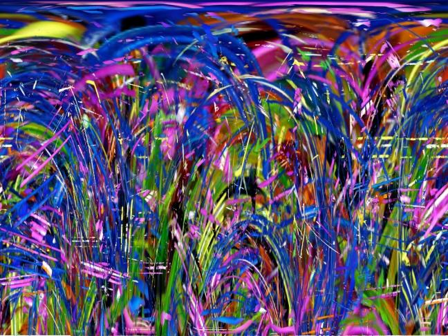encore confettis colorés