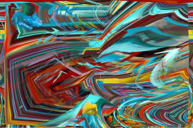 géométrie colorée
